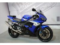 2004 - YAMAHA YZF R6 599CC, EXCELLENT CONDITION, £3,500