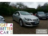 2015 Vauxhall Astra 1.6 CDTi 16V ecoFLEX Tech Line 5dr - £146 PER MONTH - CAR IS
