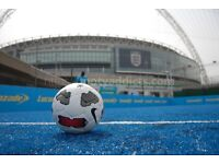 Looking for players for friendly 8 a side football at Wembley! Play with us!