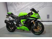 2014 - KAWASAKI ZX-6R EDF, IMMACULATE CONDITION, £5,800 OR FLEXIBLE FINANCE