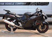 2008 - SUZUKI GSX1300R HAYABUSA, EXCELLENT CONDITION, £5,500 OR FLEXIBLE FINANCE