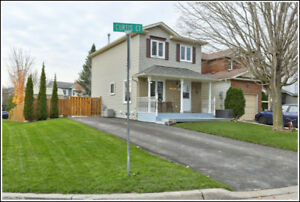 3Bed, 2Bath, Beautiful Family Home in Popular Port Hope NBH