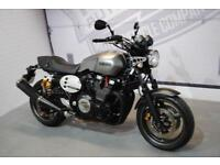 2015 - YAMAHA XJR 1300 1251CC, EXCELLENT CONDITION, £6450 OR FLEXIBLE FINANCE