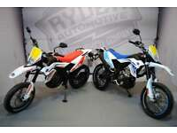 BRAND NEW - MONDIAL SMX MOTARD 124CC, £3,299 OR FLEXIBLE FINANCE TO SUIT YOU