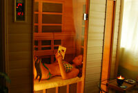 $pecial offer women: Infrared sauna + 1 hour massage for $ 45