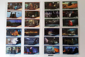 Topps Widevision Star Wars Trilogy Cards