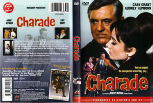Charade (1963) - Cary Grant, Audrey Hepburn, Walter Mathau West Island Greater Montréal image 1