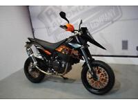 2009 - KTM 690 LC4 SUPERMOTO, EXCELLENT CONDITION, £4,750 OR FLEXIBLE FINANCE