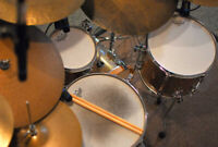 Drummer Available: Acoustic Electric Percussion Volume Friendly