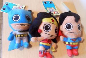 Plush Toy Tweety, Angry Birds,  Ziggy,  Muppet & more