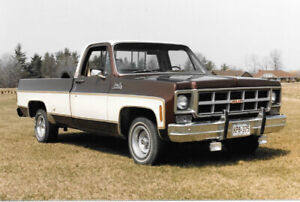 Old stock or mild custom 60'-87' Chev or GMC truck WANTED