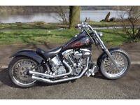 Harley Davidson FLST low rider special