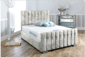 BEDS - fantastic new sleigh & divan beds - free delivery 👌