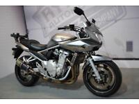 2009 SUZUKI GSF1250 BANDIT K9, EXCELLENT CONDITION, £3,600 OR FLEXIBLE FINANCE