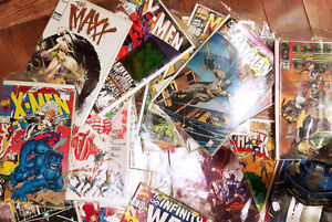 Lot of comics in good - excellent condition