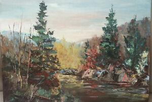 Oil paintings Stratford Kitchener Area image 1