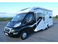 Bailey Approach Autograph 740 2014 4 Berth Rear Fixed Bed Motorhome for sale