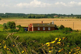 Norfolk Coast & Broads.Old School Apartment.Sea Palling. £50 p/n. Pets welcome. Min 3 night let