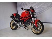 2014 - DUCATI MONSTER 696+ ABS, IMMACULATE CONDITION, £5,750 OR FLEXIBLE FINANCE