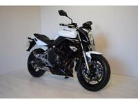 2009 KAWASAKI ER6N, EXCELLENT CONDITION, £2,750 OR FLEXIBLE FINANCE TO SUIT YOU