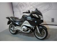 2010 - BMW R 1200 RT 1170CC, EXCELLENT CONDITION, £6,995 OR FLEXIBLE FINANCE