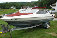 For Sale or Trade for Pontoon Boat