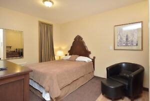 BACHELOR ROOM UNITS NOW AVAILABLE WEEKLY & MONTHLY IN ALLISTON!!