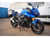 2011 - YAMAHA FAZER 8 ABS, IMMACULATE CONDITION, £4,600 OR FLEXIBLE FINANCE