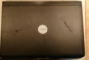 2 Dell inspiron laptops for sale with charger as is for parts