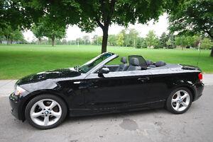 2009 BMW 1-Series Covertible Femme propriétaire 2 portes