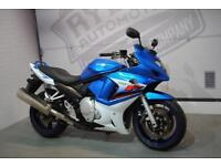 2009 - SUZUKI GSX 650 F K9, IMMACULATE CONDITION, £3,750 OR FLEXIBLE FINANCE