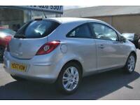 2008 Vauxhall Corsa 1.4i 16V Design 3dr Hatchback Petrol Manual