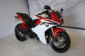 2012 - HONDA CBR600 FA-C ABS, IMMACULATE CONDITION, £4,285 OR FLEXIBLE FINANCE