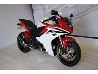 2012 - HONDA CBR600 FA-C ABS, IMMACULATE CONDITION, £5,000 OR FLEXIBLE FINANCE