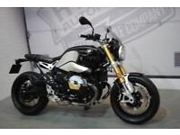 2018 - BMW R NINET 1170CC, IMMACULATE CONDITION, £10,950 OR FLEXIBLE FINANCE