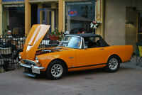 "1966 Sunbeam ""Tiger"" Clone"