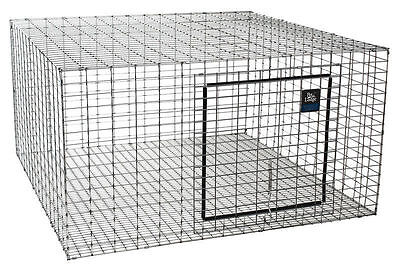 """NEW AH2424 MILLER PET LODGE 24"""" X 24""""X16 RABBIT HUTCH Wire Mesh ANIMAL CAGE for sale  Amherst"""