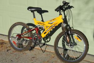 Kid's Bike with Shocks