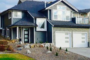 SALMON ARM - NEW HOME - DESIRABLE AREA