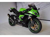 2015 - KAWASAKI ZX6R PERFORMANCE EDITION, IMMACULATE CONDITION, £7,500