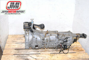 Subaru Impreza 2.5RS Transmission Manuelle 5 Speed JDM