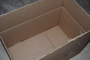 Moving Boxes Storage Boxes DOUBLE WALL RECYCLED EUC