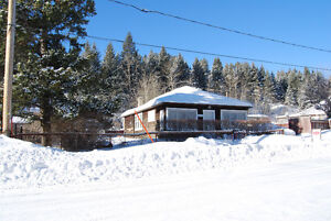 LAND VALUE! Character Home on Amazing Lot in the Crowsnest Pass