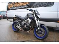 2014 - YAMAHA MT-09 ABS, EXCELLENT CONDITION, £5,250 OR FLEXIBLE FINANCE TO SUIT