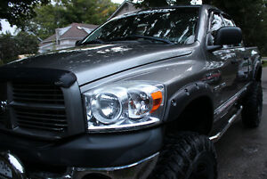 2007 Dodge Power Ram 1500 SLT Pickup Truck LIFTED RIMS EXHAUST Stratford Kitchener Area image 2