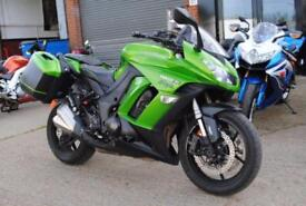 2014 KAWASAKI Z1000SX ABS MEF, IMMACULATE CONDITION, £6,790 OR FLEXIBLE FINANCE