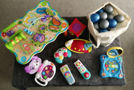 Baby toy bundle 6 months +