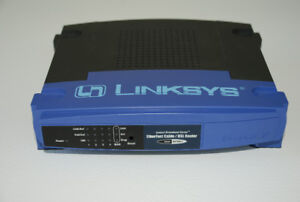 Linksys DSL Router / EtherFast Cable