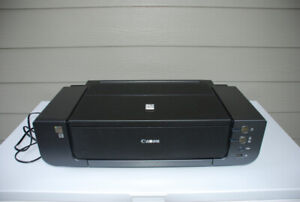 Canon Pixma Pro9500 Printer & New Inkjet Cartridges