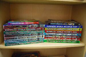 Guinness World Records Hardcover Books